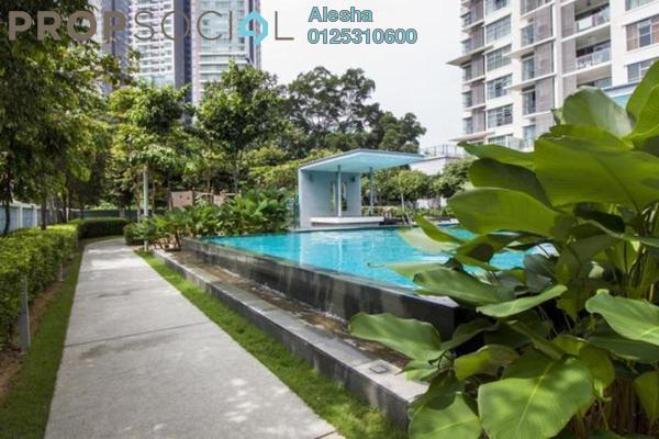 Serviced Residence For Sale in Suasana Bukit Ceylon, Bukit Ceylon Freehold Unfurnished 0R/0B 585k