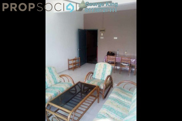 Apartment For Sale in Taman Pantai Emas, Klebang Freehold Fully Furnished 3R/2B 168k