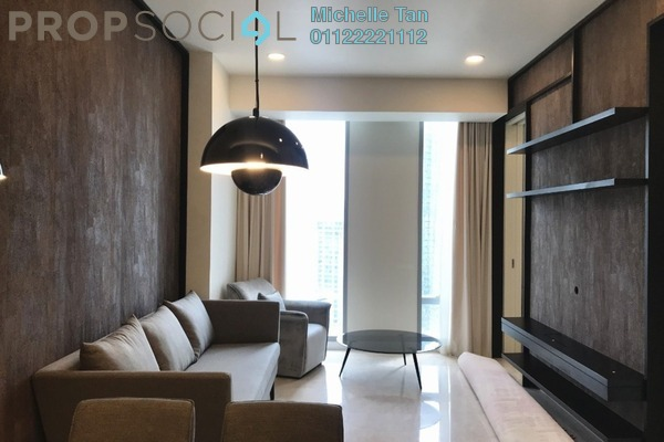Serviced Residence For Rent in Tropicana The Residences, KLCC Freehold Fully Furnished 1R/1B 5.04k