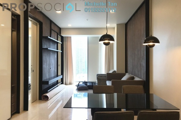 Serviced Residence For Rent in Tropicana The Residences, KLCC Freehold Fully Furnished 1R/1B 5.3k