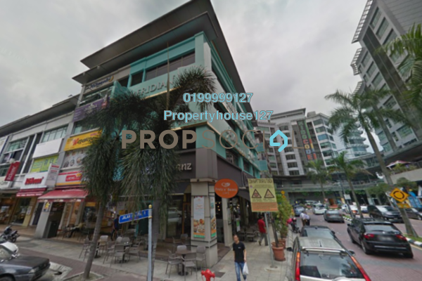 Shop For Rent in Solaris Mont Kiara, Mont Kiara Freehold Unfurnished 0R/0B 27k