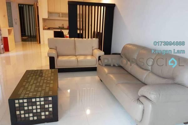 Condominium For Rent in Kiara 1888, Mont Kiara Freehold Fully Furnished 3R/3B 3k