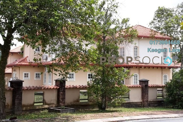Bungalow For Sale in Bidai Residence, Bukit Jelutong Freehold Fully Furnished 6R/7B 3.38m