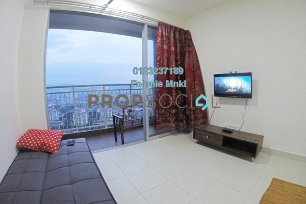 Apartment For Rent in Residensi Pandanmas 2, Pandan Indah Freehold fully_furnished 3R/2B 1.7k