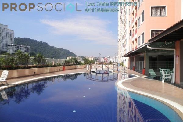 Condominium For Rent in Glen View Villa, Cheras Freehold Semi Furnished 3R/2B 1.05k