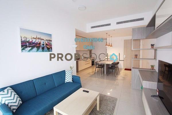 Serviced Residence For Rent in Nadi Bangsar, Bangsar Freehold Fully Furnished 2R/2B 4.5k