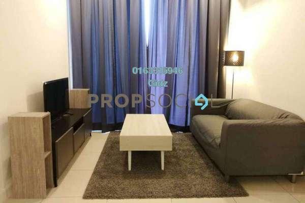 Serviced Residence For Sale in Nadi Bangsar, Bangsar Freehold Fully Furnished 1R/1B 1.1m