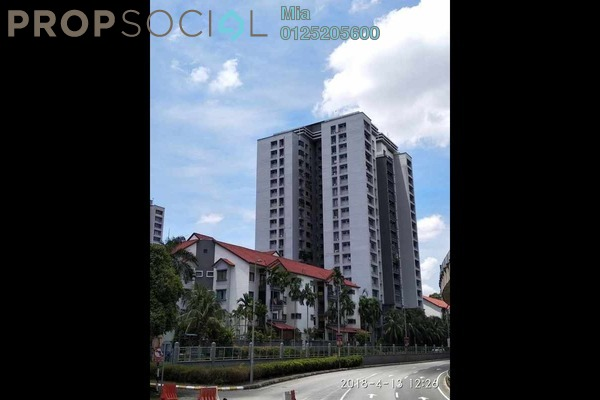 Condominium For Sale in Tiara Ampang, Ampang Freehold Unfurnished 0R/0B 630k