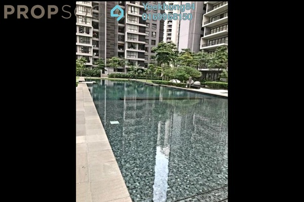 Condominium For Rent in Five Stones, Petaling Jaya Freehold Fully Furnished 4R/4B 6.5k