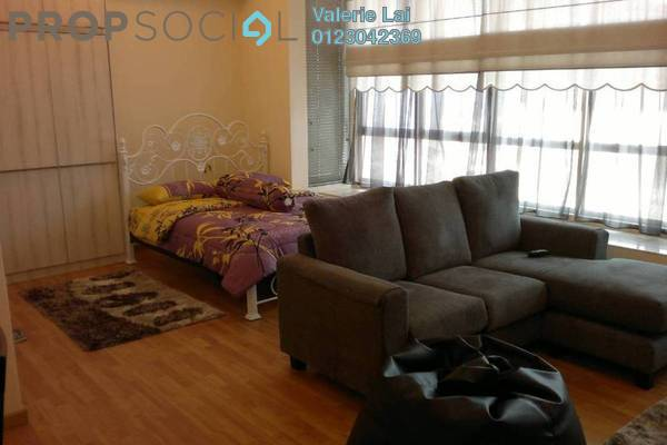 Serviced Residence For Rent in Park View, KLCC Freehold Fully Furnished 1R/1B 2.45k