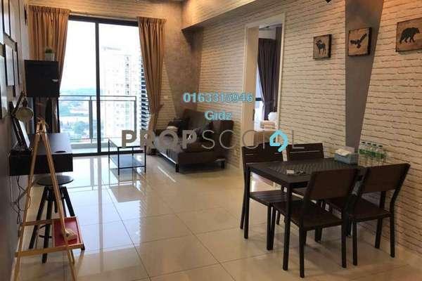 Serviced Residence For Rent in Nadi Bangsar, Bangsar Freehold Fully Furnished 1R/1B 3k