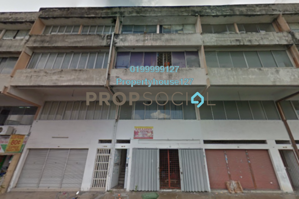 Shop For Sale in Taman Emas, Cheras Freehold Unfurnished 0R/0B 1.15m