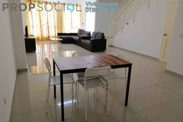 Terrace For Rent in Setia EcoHill, Semenyih Freehold Fully Furnished 4R/4B 1.2k