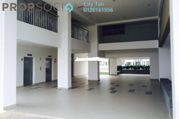 Apartment For Rent in Seri Intan Apartment, Setia Alam Freehold Semi Furnished 3R/2B 850translationmissing:en.pricing.unit