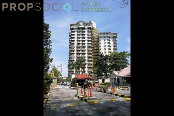 Condominium For Sale in Menara Polo, Ampang Hilir Freehold Semi Furnished 3R/2B 600k