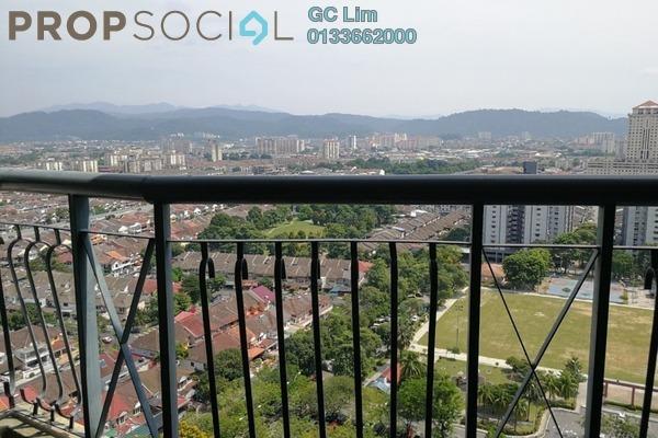 Condominium For Sale in Pandan Villa, Pandan Indah Freehold Semi Furnished 3R/2B 395k