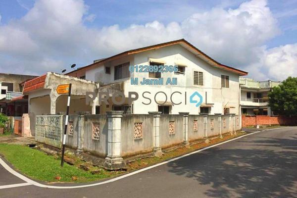Terrace For Sale in Taman Yayasan, Segamat Leasehold Unfurnished 4R/4B 230k