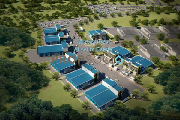 Factory For Sale in Taman Bukit Rawang Jaya, Rawang Freehold Unfurnished 0R/6B 3.33m