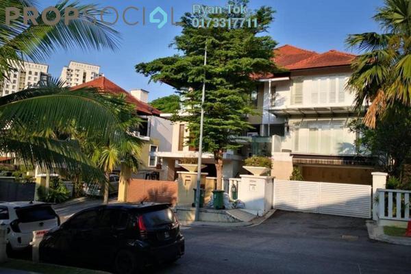 Semi-Detached For Sale in Danau Villa, Taman Desa Leasehold Semi Furnished 7R/4B 2.3m