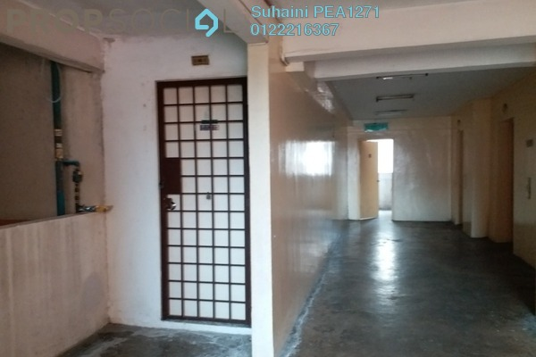 Apartment For Sale in Cendana Apartment, Bandar Sri Permaisuri Freehold Unfurnished 3R/2B 220k