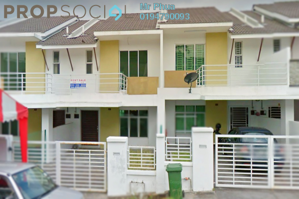 Terrace For Rent in Taman Titi Heights, Balik Pulau Freehold Unfurnished 4R/3B 800translationmissing:en.pricing.unit