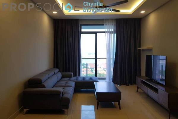 Condominium For Sale in The Tamarind, Seri Tanjung Pinang Leasehold Fully Furnished 3R/2B 1.05m