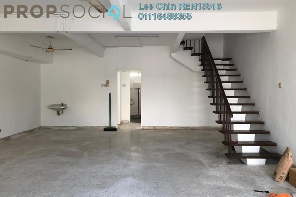 Terrace For Rent in Taman Cheras, Cheras Freehold Unfurnished 5R/3B 1.6k