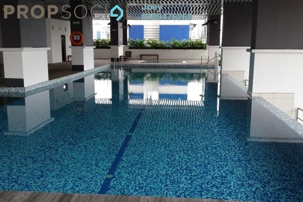 Condominium For Rent in Vue Residences, Titiwangsa Freehold Fully Furnished 3R/2B 3k