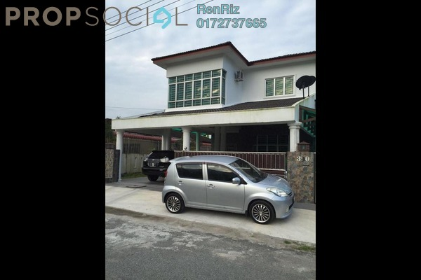 Bungalow For Sale in Crystal Creek, Taiping Freehold Fully Furnished 6R/5B 900k