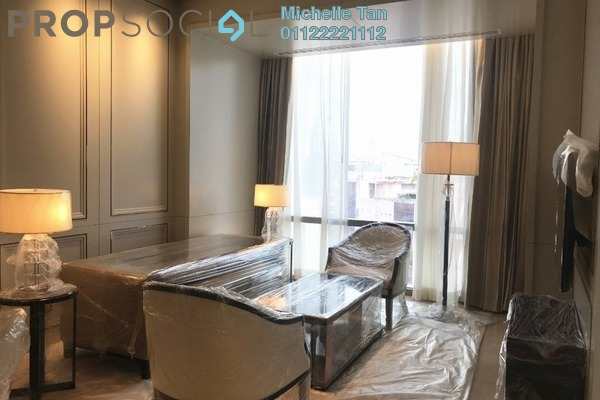 Serviced Residence For Sale in Pavilion Suites, Bukit Bintang Freehold Fully Furnished 1R/1B 2.38m