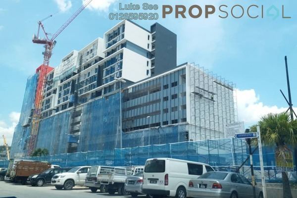 SoHo/Studio For Sale in Core SoHo Suites, Sepang Freehold Semi Furnished 1R/1B 261k