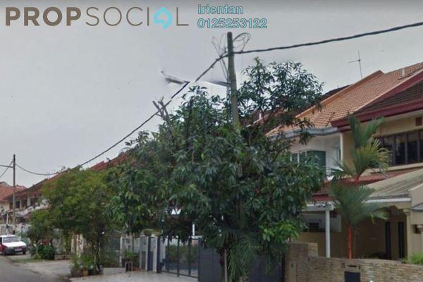 Terrace For Sale in BU10, Bandar Utama Freehold Semi Furnished 4R/3B 1.3m