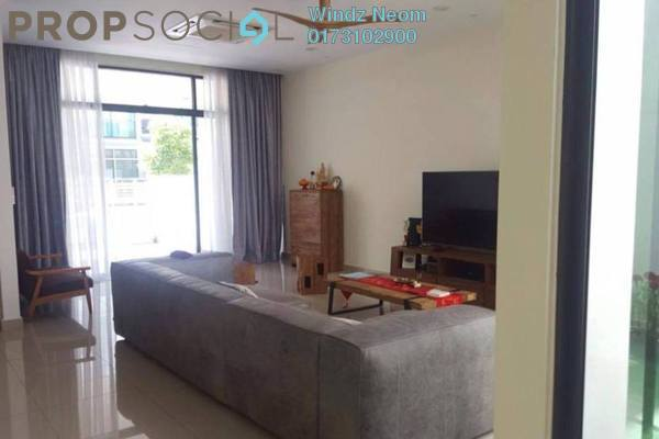 Semi-Detached For Sale in Aster Grove 2, Denai Alam Freehold Fully Furnished 6R/5B 1.3m