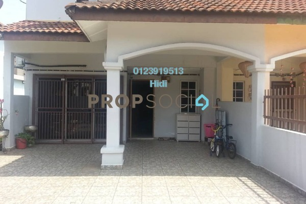 Terrace For Sale in Taman Tasik Prima, Puchong Freehold Unfurnished 4R/3B 630k