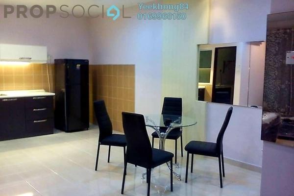 For Rent Condominium at Ken Damansara III, Petaling Jaya Freehold Fully Furnished 2R/2B 2k