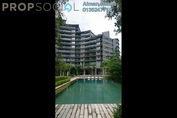 Condominium For Sale in Mirage By The Lake, Cyberjaya Freehold Fully Furnished 3R/2B 1.2m