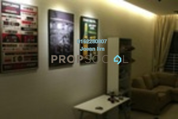 Apartment For Rent in Tropez Residences, Danga Bay Freehold Fully Furnished 2R/2B 1.6k