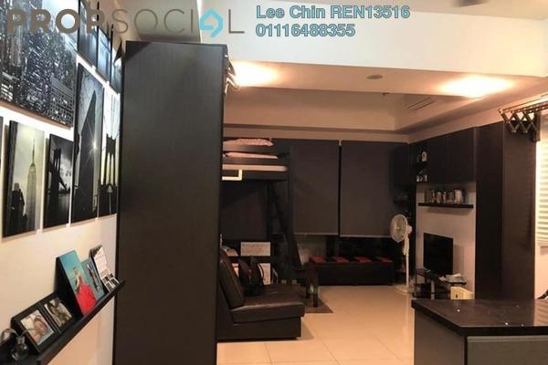 SoHo/Studio For Sale in Icon Residenz, Petaling Jaya Freehold Semi Furnished 0R/1B 480k