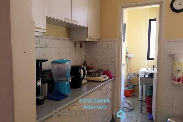 Apartment For Sale in Sri Damansara Court, Bandar Sri Damansara Freehold Semi Furnished 3R/2B 425k