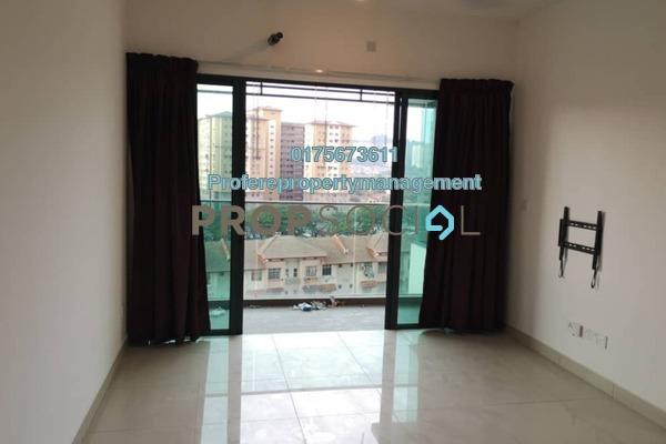 Condominium For Rent in Reflection Residences, Mutiara Damansara Freehold Semi Furnished 3R/2B 1.6k