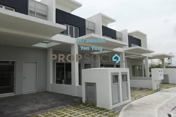 Terrace For Rent in Cybersouth, Dengkil Freehold Semi Furnished 3R/3B 1.8k