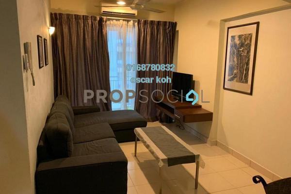 Condominium For Rent in Taman Cheras Permai, Batu 9 Cheras Freehold Semi Furnished 2R/1B 1.8k