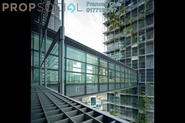 For Rent Condominium at Le Nouvel, KLCC Freehold Fully Furnished 2R/3B 9k