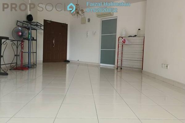 Condominium For Sale in Villa Wangsamas, Wangsa Maju Freehold Semi Furnished 4R/3B 490k
