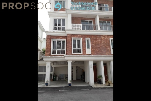 Semi-Detached For Sale in Mesra Terrace, Dutamas Freehold Semi Furnished 5R/6B 2.2m