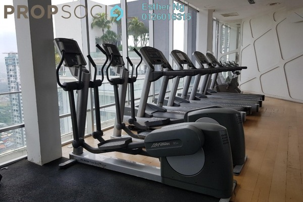 Serviced Residence For Rent in VERVE Suites, Mont Kiara Freehold Fully Furnished 1R/1B 2.3k