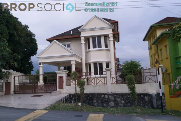 Bungalow For Rent in Bandar Country Homes, Rawang Freehold Semi Furnished 4R/3B 1.5k