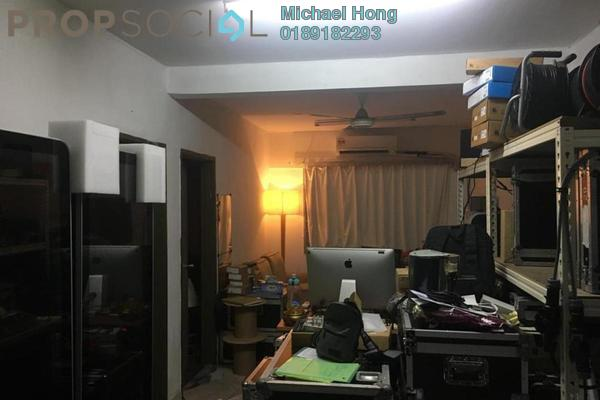 Apartment For Sale in Iris Apartment, Taman Desa Leasehold Semi Furnished 2R/1B 200k