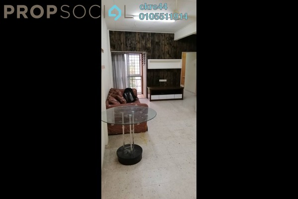 Apartment For Rent in Pangsapuri Sri Mayang, Ampang Jaya Freehold Semi Furnished 3R/2B 900translationmissing:en.pricing.unit