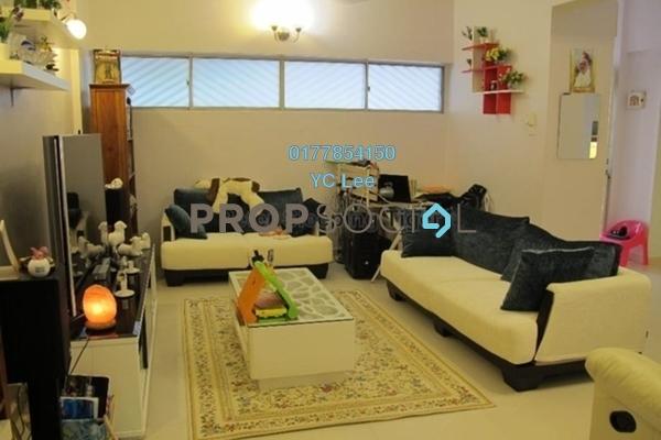 Condominium For Sale in Menara Impian, Ampang Freehold Unfurnished 2R/2B 395k